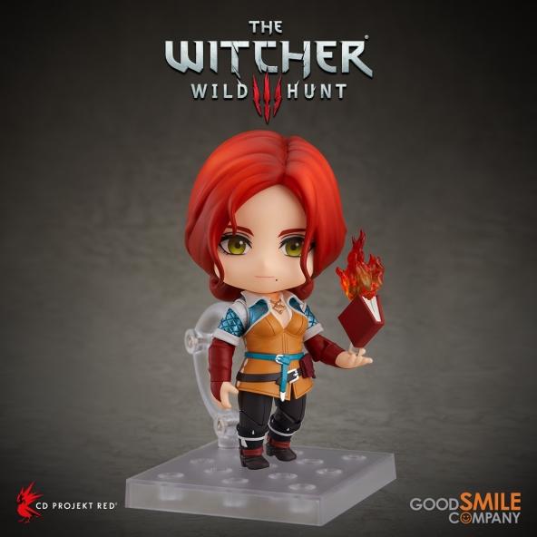 Triss Merigold se une à família de Nendoroids de The Witcher!