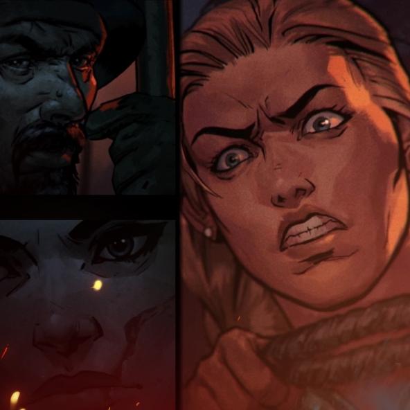 """""""Кровная вражда: Ведьмак. Истории"""" теперь доступна в Steam!"""